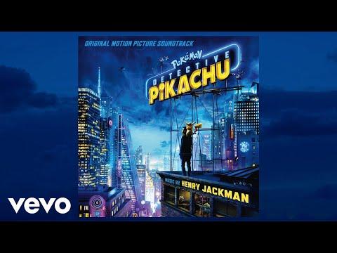 """Henry Jackman - Ryme City (from """"Detective Pikachu"""" Soundtrack)"""