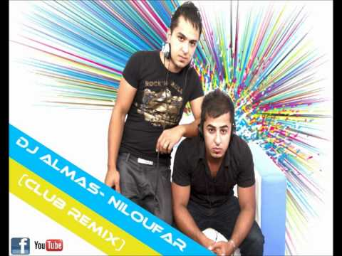 Andy ft. Farez- Niloufar (Dj Almas Club Remix)
