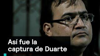 La ruta de escape, los escondites y la captura de Javier Duarte - Despierta con Loret