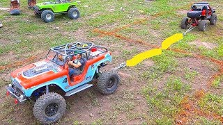 TTC 2018 - TUG OF WAR - RUDE BOYZ RC | RC ADVENTURES
