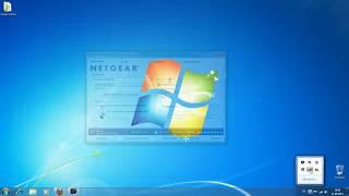 настройка подключения через адаптер NetGear WNA1100