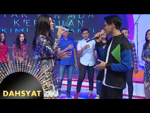 Lagu romantis Afgan Feat  Raisa 'Percayalah' [Dahsyat] [6 Nov 2015]