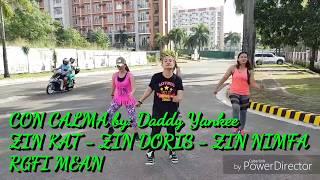 Daddy Yankee/SNOW: CON CALMA # ZIN™ KAT # Danze Zpectrum # ZNTeam