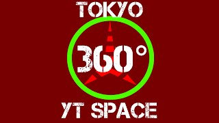 YouTube360 Tour of YouTube Space Tokyo with Victor and Tomoko!