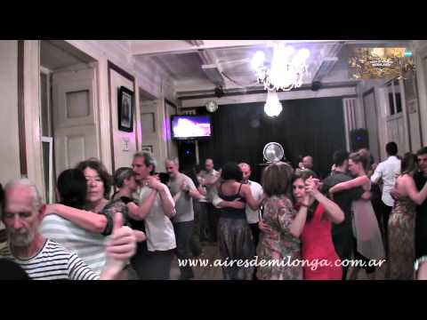 Lisboa, A Todo Tango, Practica en Portugal