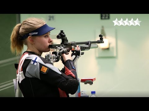 Air Rifle Team Women's Final - 2018 FISU WUC Shooting Sport