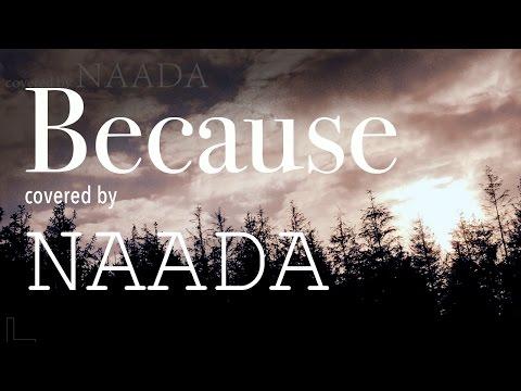 【歌詞のみ版】Because 菅野よう子×手嶌葵 カバー /NAADA