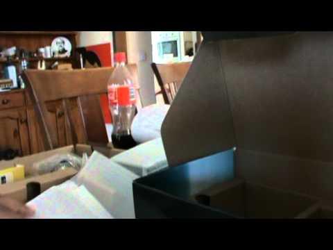 Nintendo 3DS Australia Unboxing (Aqua Blue) [HQ]
