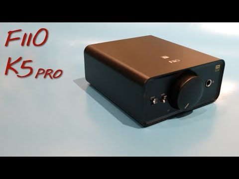 FiiO K5 Pro _(Z Reviews)_ Skip to 30:00 for final thoughts...