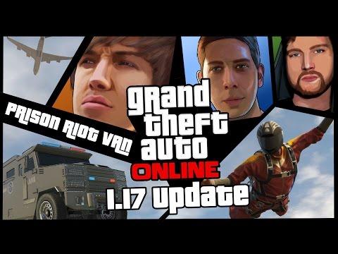 GTA 5 Online - Prison Riot Van + NEW Stuff in 1.17 ...