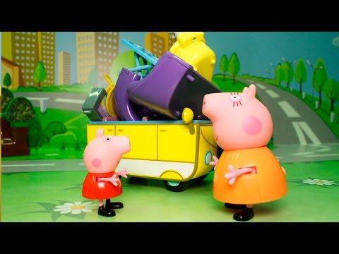 Мультики для детей - Свинка Пеппа на русском новые серии - Мебельный БАБАХ Мультфильмы для детей
