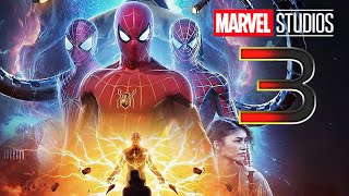 Marvel spider-man 3, every future movies in mcu. tobey maguire, andrew garfield spiderman, venom crossover & spider man 3 trailer news ► https://b...