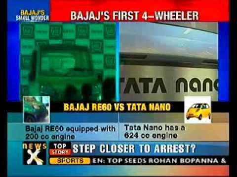Review: Bajaj RE 60 vs Tata Nano