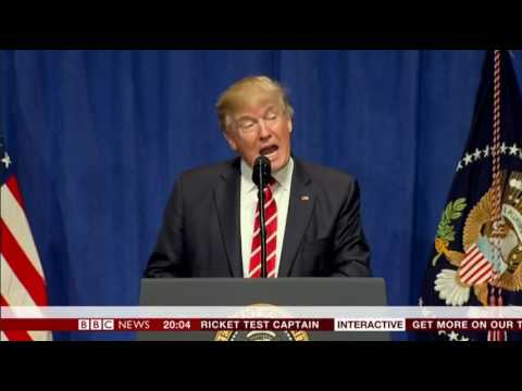 Donald Trump not welcome at UK parliament, says Speaker BBC Report