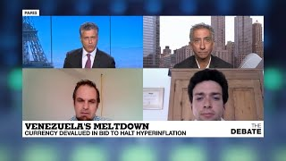 Venezuela's meltdown: currency devalued in bid to halt hyperinflation