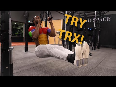 30 AWESOME TRX EXERCISES FOR FULL BODY WORKOUT with ULISSES