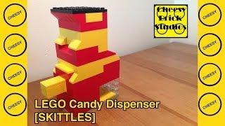 Lego Candy Dispenser [skittles]