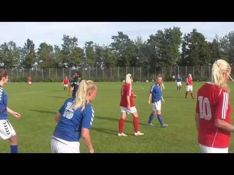 2. holdet: Greve - Sundby, 2. halvleg