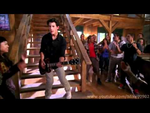 camp rock 2 - heart and soul (movie scene)