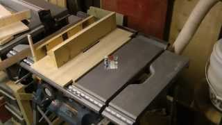 Dado Jig For Ryobi Portable Saw Table