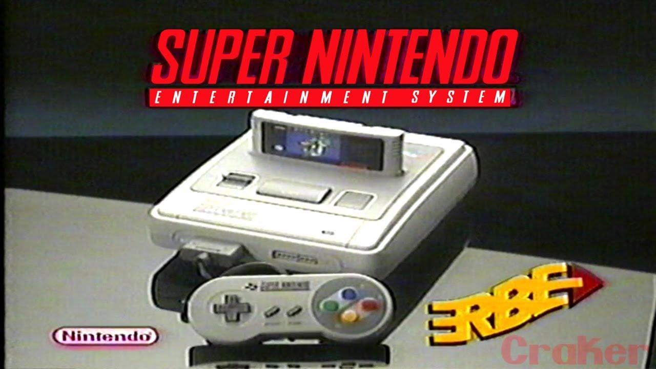 VHS Videojuegos Retro - Lo Super de Super Nintendo 1992 (COMPLETO) EL CEREBRO DE LA BESTIA