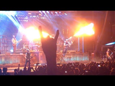 Rammstein Live in New York  2017! - Concert at Jones Beach Theater