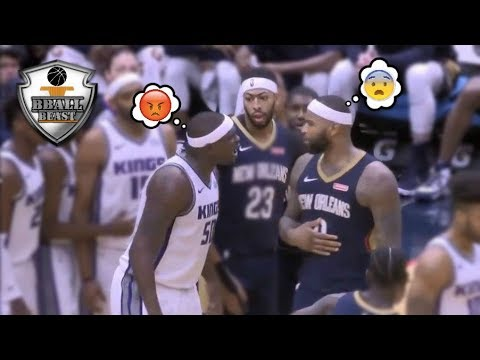 NBA 'That Was Gangsta' Moments Part 3