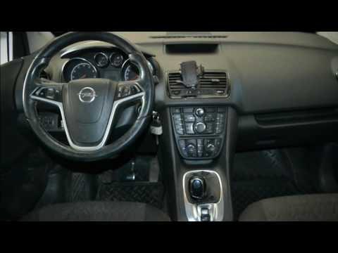 OMRV-1 Opel Meriva - передние сиденья - YouTube