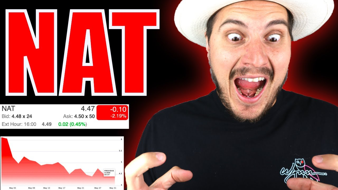 NAT DID WHAT?! I'M NOT SELLING NAT STOCK!