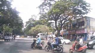 Chennai Nandanam to T Nagar Dr Nair Road Via South Boag Road