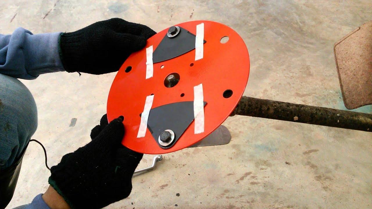วิธีประกอบใบมีดตัดหญ้ามหัศจรรย์_1 by น้าหลุยส์