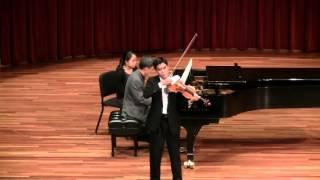 Sibelius Violin Concerto in D minor, Op. 47 - II. Adagio di molto