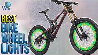 10 Best Bike Wheel Lights 2018