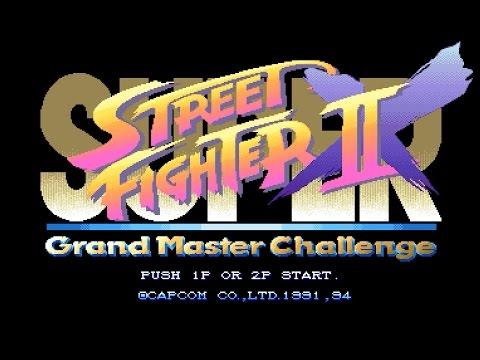 [1/4] 40分連続拘束地獄(AC日本版) - SUPER STREET FIGHTER II X