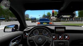 City Car Driving 1.4 - Mercedes-Benz A45 AMG + (Download link)