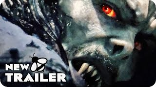 MORBIUS Trailer (2020) Jared Leto Marvel Movie