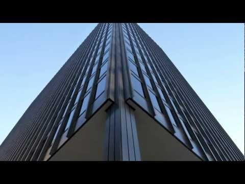 Mies skyscraper in Baltimore, MD