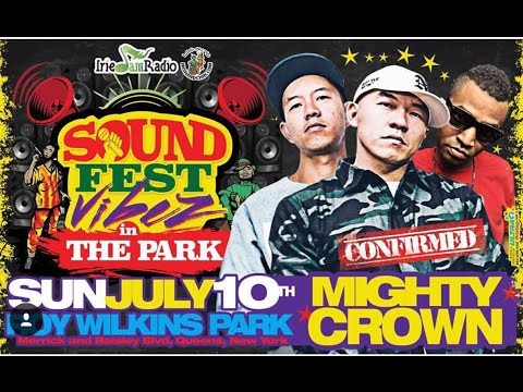 Irish & Chin Sound Fest 2016 Roy Wilkins ( Mighty Crown )