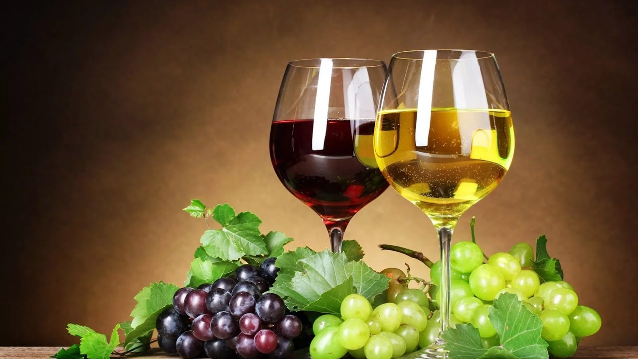 фужеры для вина фото