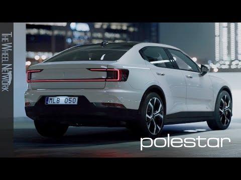 2020 Volvo Polestar 2 Driving and Interior Footage
