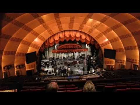 Radio City Music Hall Tour, New York