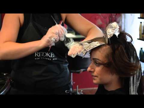 Redken Tribe Initiative Mayko Hair Tutorial - Melissa Bell