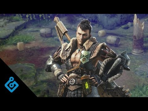 A Newcomer's First Two Hours With Monster Hunter: World -- Overwhelming ...