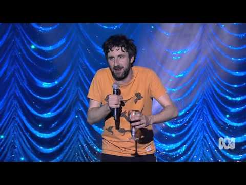 Mark Watson  2015 Comedy Up Late on ABC Ep8