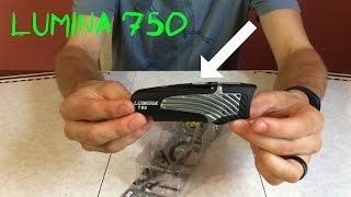The Lumina 750 - Unboxing and Review