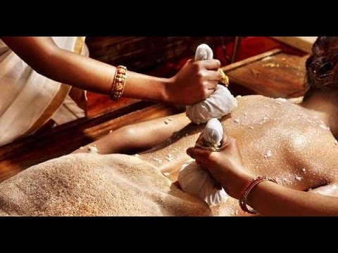 NjavaraKizhi(Rice bolus massage)Anti-aging