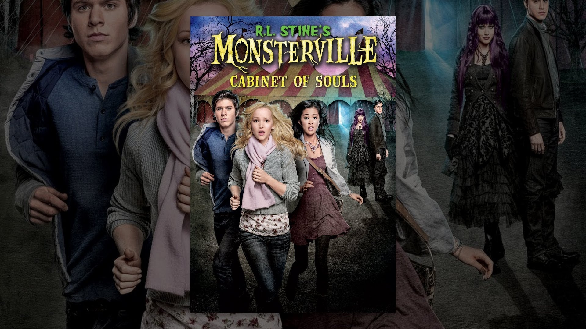 R.L. Stine's Monsterville: Cabinet of Souls - YouTube
