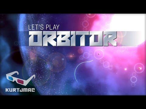 ORBITOR - Slick Orbital Momentum Space Game (Early Access)