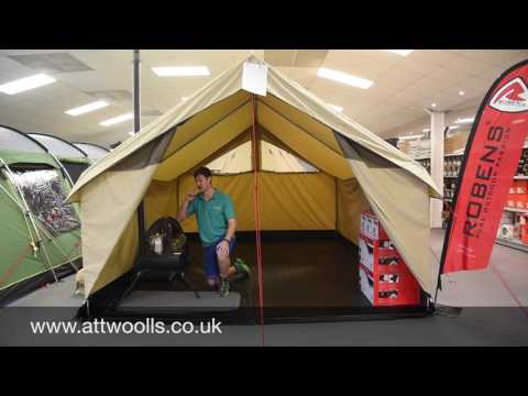 Robens Prospector Tent Review 2017