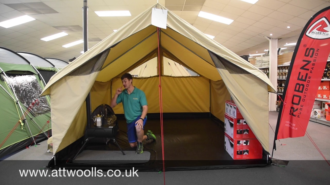 Robens Prospector Tent Review 2018 & Robens Prospector Tent Review 2018 - YouTube